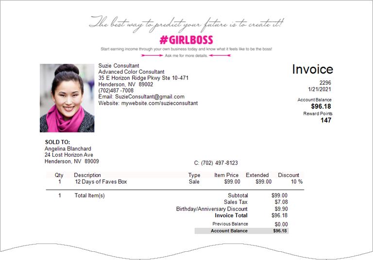 Invoice-Sample